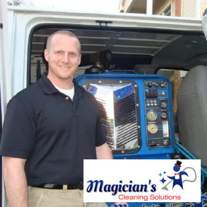 Carpet cleaning machine in Allen, TX